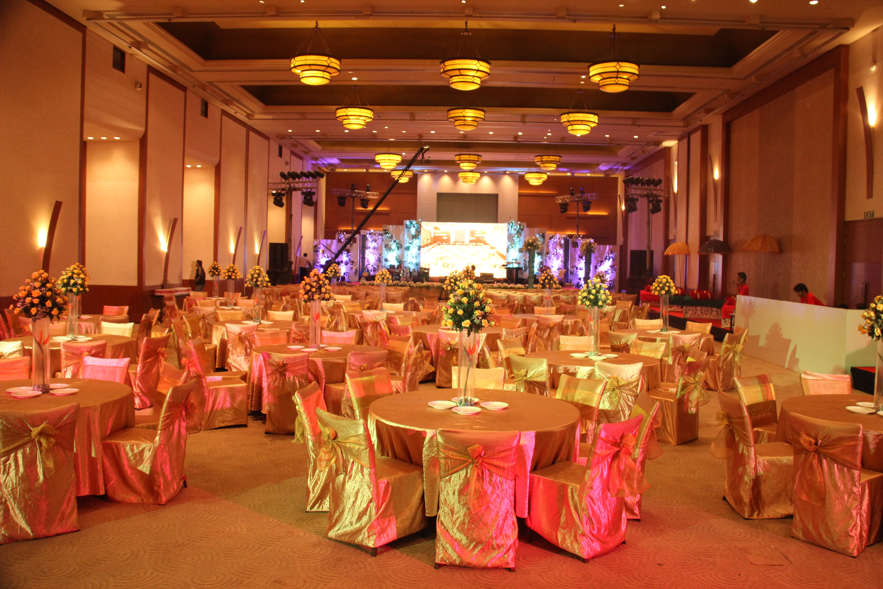 a complete event management company