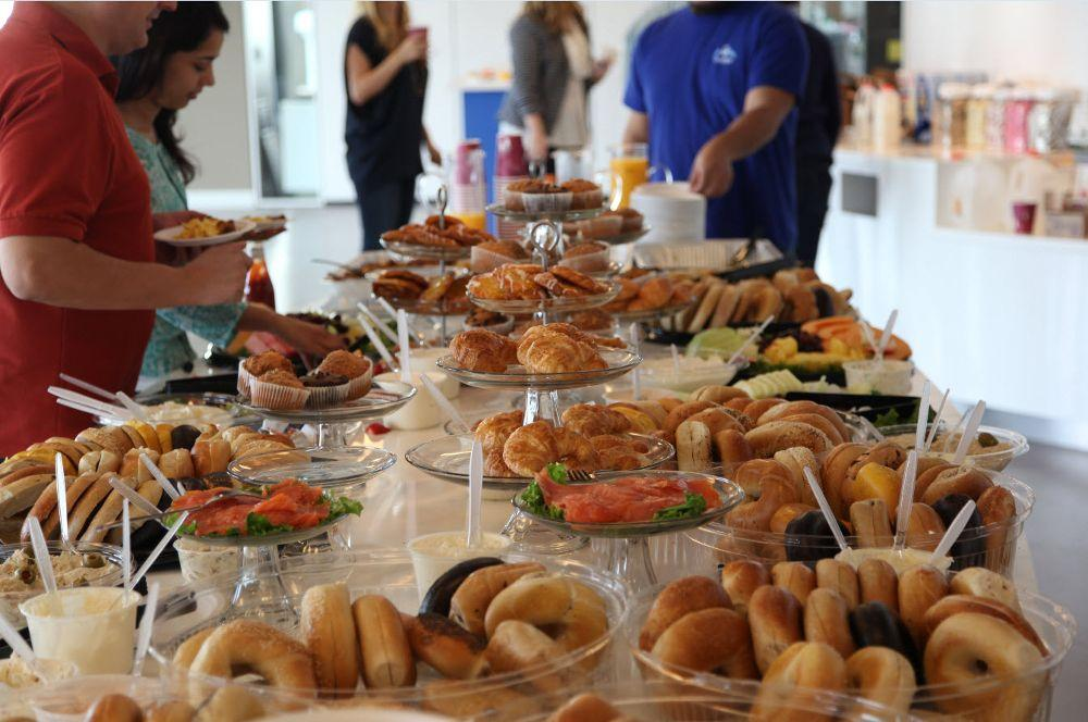 Corporate Breakfast Party