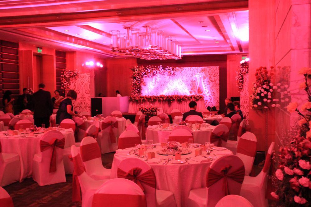 Illuminated Setup Best Wedding Planner In Pune